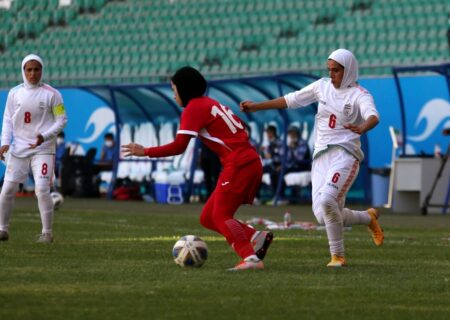 شاگردان ایراندوست با شکست اردن به جام ملتهای فوتبال بانوان صعود کردند