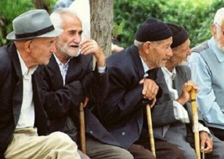 وجود ۸ میلیون سالمند در کشور