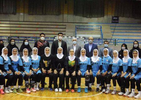 تیم هندبال بانوان ایران جهانی شد