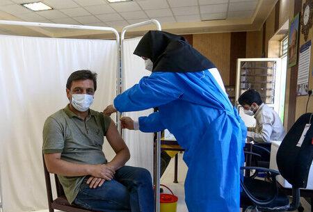 دستیابی ایران به رتبه سوم واکسیناسیون دنیا