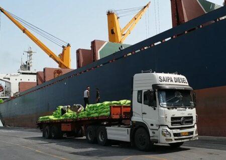 ترخیص فوری محموله ۱۶ هزار تنی برنج وارداتی از بندر شهید رجایی با صدور دستور قضایی