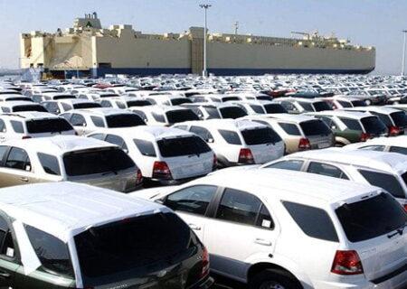 واردات محدود خودرو به کشور بدون فشار به منابع ارزی