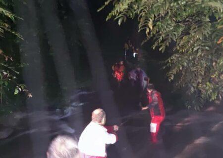 پیدا شدن ۲۱ گردشگر در جنگل های سیاهکل